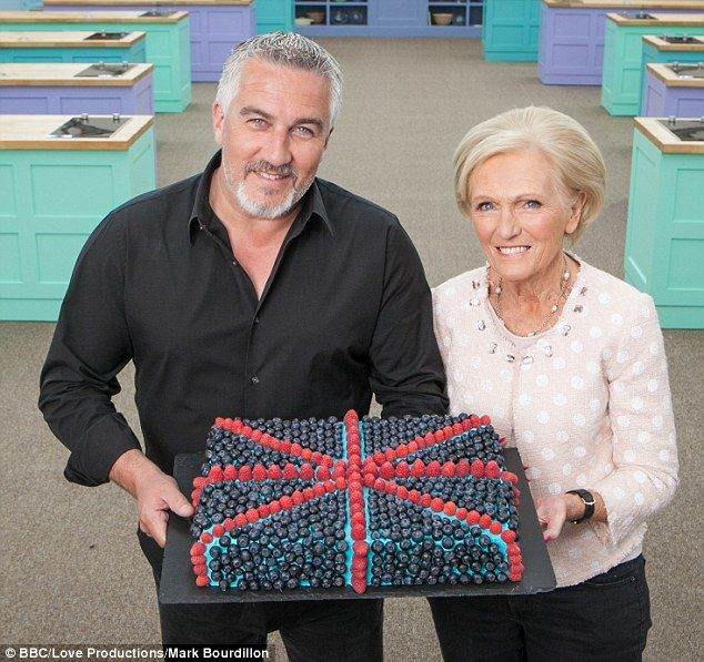 Bread & Circuses: The Great British Bake Off