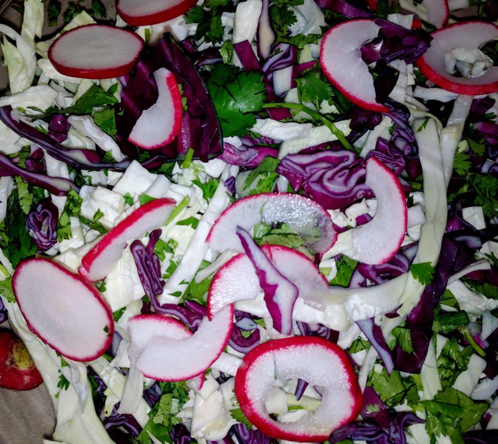 Jaime Oliver's Mexican Street Salad
