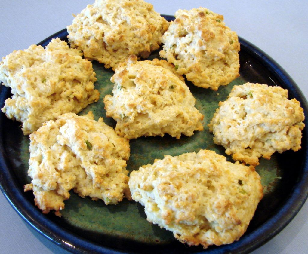 Accidentally Vegan: Savory Biscuits