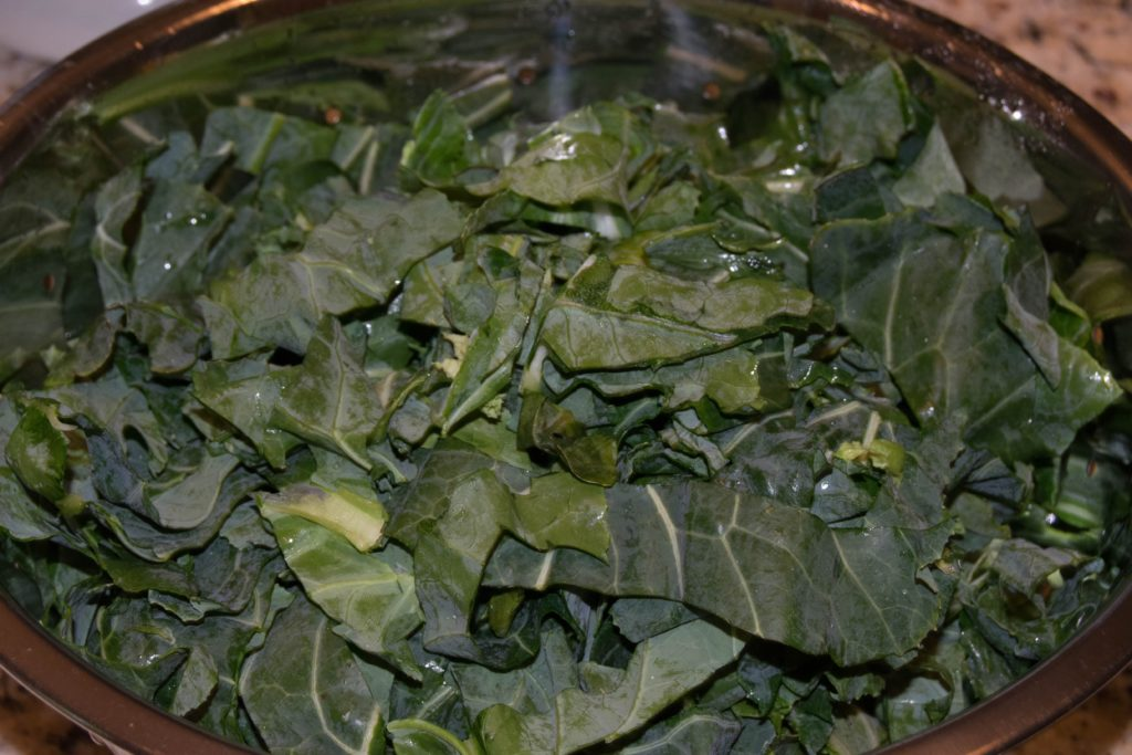 slicedgreens