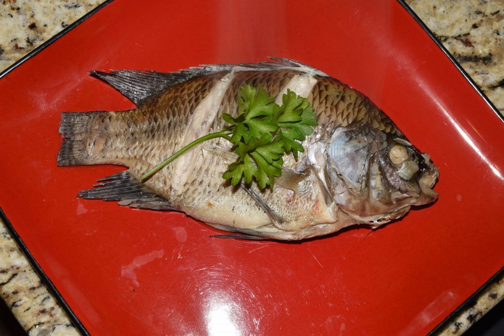Whole Tilapia – A Variable Method For Fish