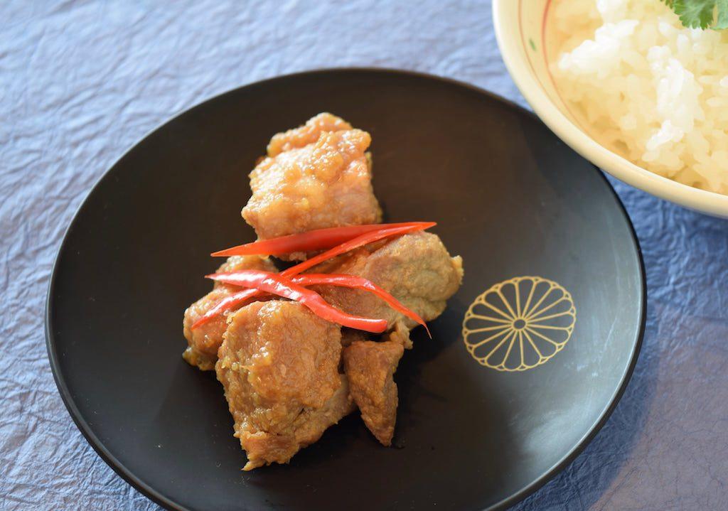 Spiced Braised Nyonya Pork (Seh Bak)