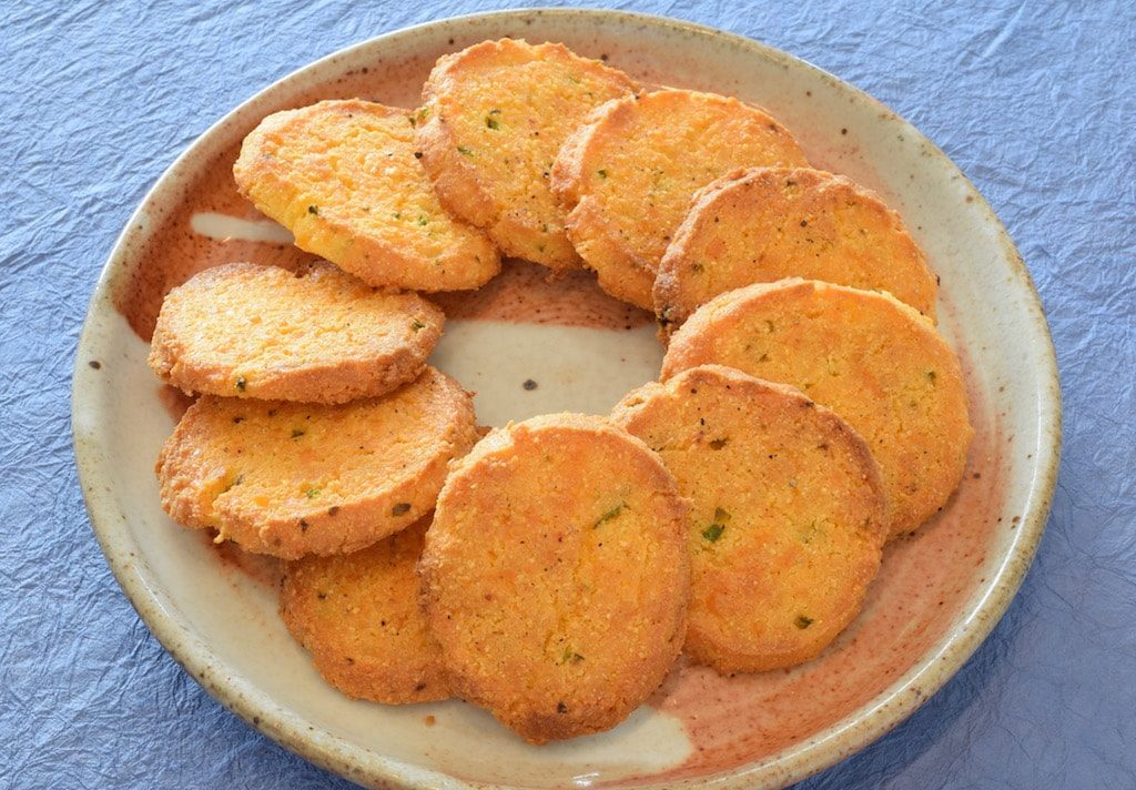 Serrano Cheddar Biscuits