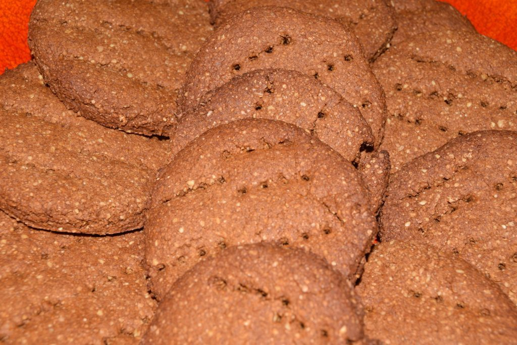 Ginger Digestive Biscuits