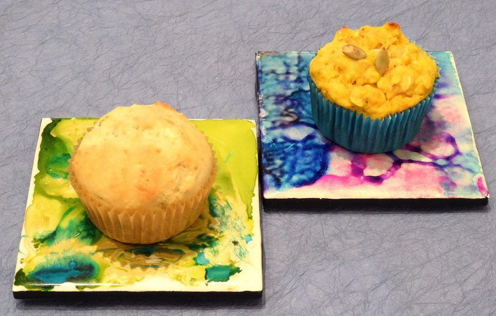 Guest Cook: Yumi Makes Muffins
