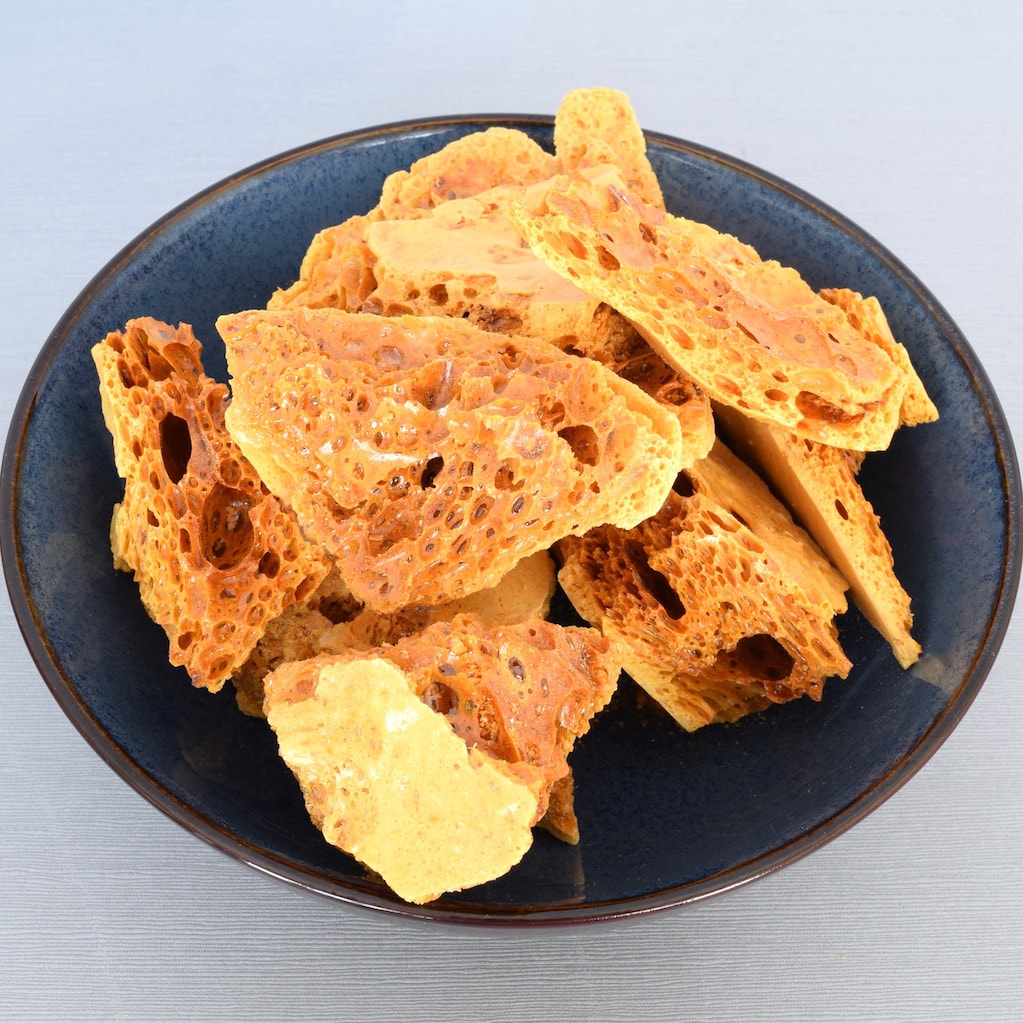 Get Your Glucometer: Honeycomb Candy