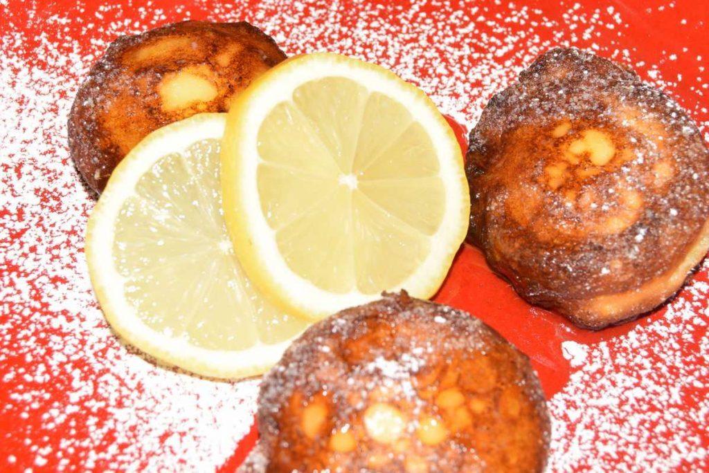 Spring Lemon Ricotta Frittas