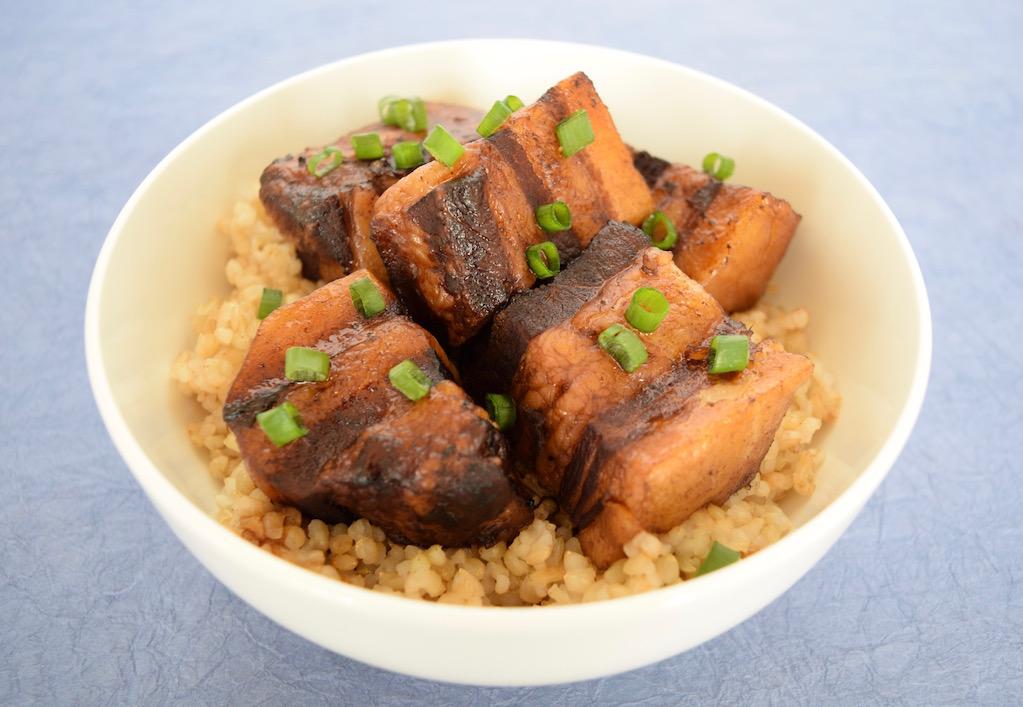Red-braised Pork Belly