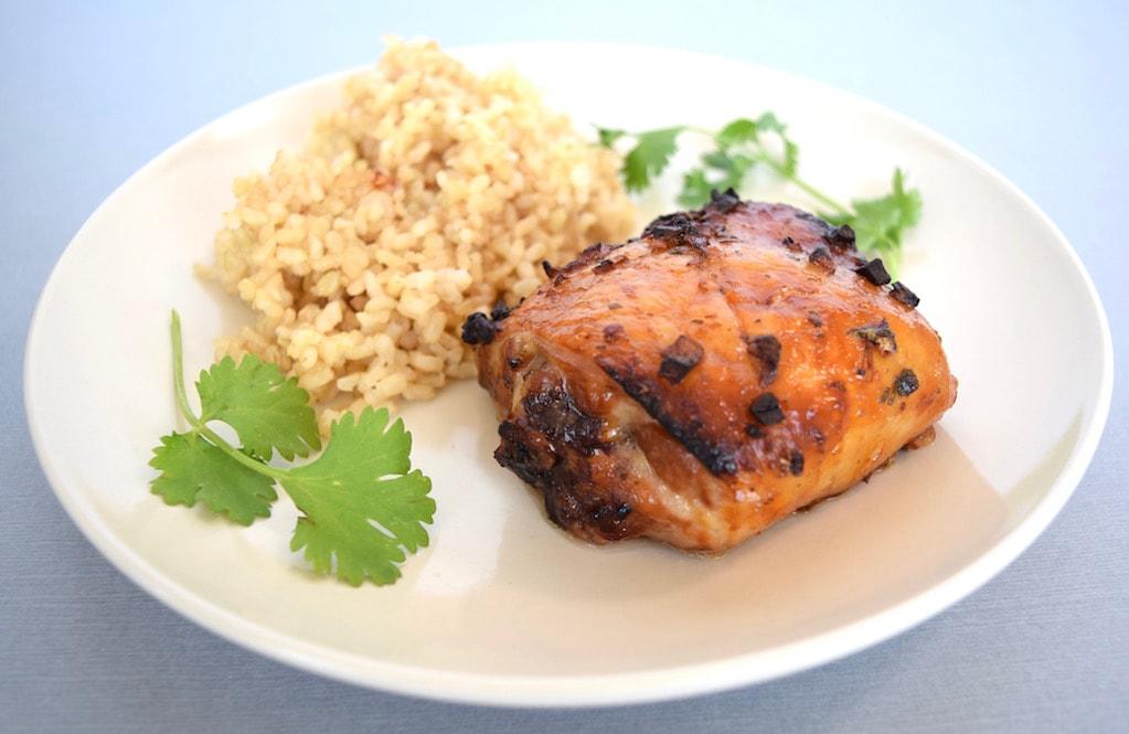Baked Vietnamese Chicken